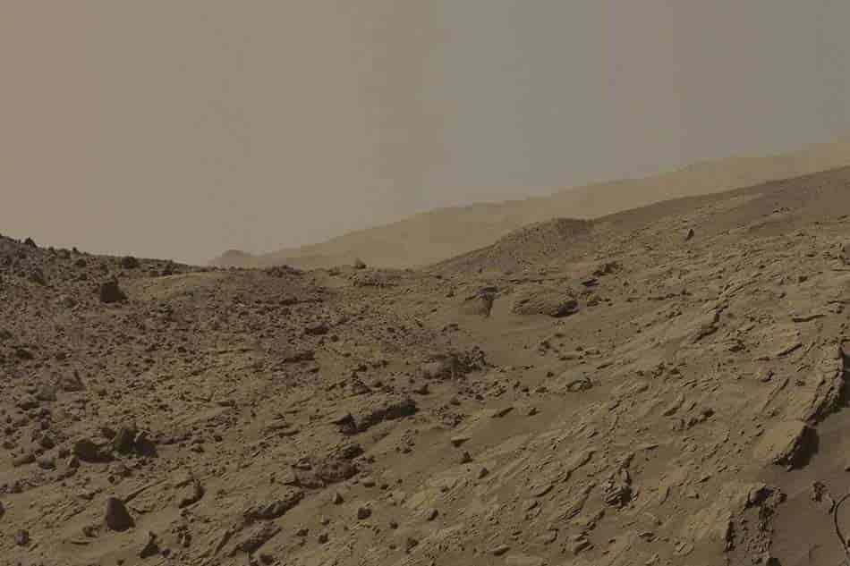 Mars site one