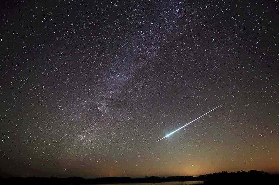 meteor shower one