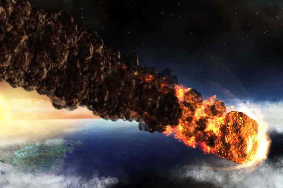 meteorite one